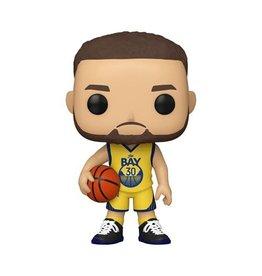 Funko Pop! NBA: Stephen Curry (Alternate)