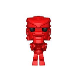 Funko Pop! Mattel Retro Toys: Rock 'Em Sock 'Em Robots - Red Rocker