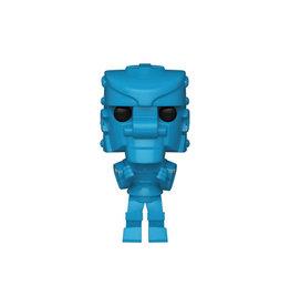 Funko Pop! Mattel Retro Toys: Rock 'Em Sock 'Em Robots - Blue Bomber