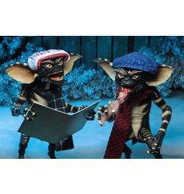 "NECA Gremlins Christmas Carol Winter Scene 7"" Action Figure 2pk Target Exclusive"