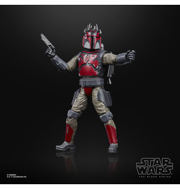 Hasbro Hasbro Star Wars Black Series Walmart Exclusive Mandalorian Super Commando