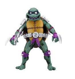 NECA Teenage Mutant Ninja Turtles – 7″ Scale Action Figure – Turtles in Time - Slash