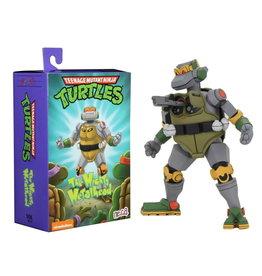 NECA Neca Teenage Mutant Ninja Turtles Cartoon Metalhead Ultimate 7 inch Scale Action Figure