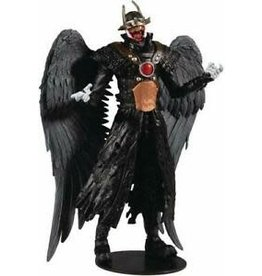 McFarlane Toys DC Multiverse Collector Wave 2 Batman Who Laughs with Wings (Hawkman) 7-Inch Action Figure
