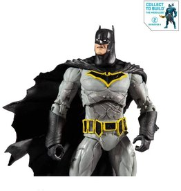 """DC Comics McFarlane Toys DC Multiverse Batman (Dark Nights: Metal) 7"""" Action Figure with Build-A Parts for 'The Merciless' Figure"""