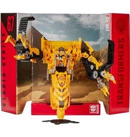 Hasbro Transformers Studio Series 67 Voyager Skipjack