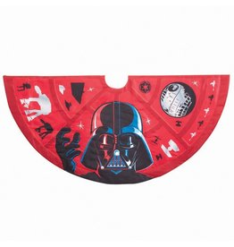 Kurt S. Adler Star Wars Darth Vader 48-Inch Tree Skirt