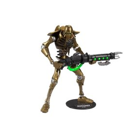 McFarlane Toys Warhammer 40,000 Necron Warrior Action Figure