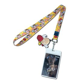 Great Eastern Entertainment One-Punch Man Lanyard