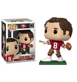 Funko Pop! NFL: Legends - Steve Young (49ers)