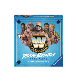 Ravensburger WWE Legends Royal Rumble Card Game