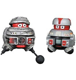 Diamond Select Toys Disney Select Classic Series 1 The Black Hole V.I.N.CENT and B.O.B. Action Figures