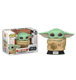 Funko Pop! Star Wars: The Mandalorian - The Child with Bag