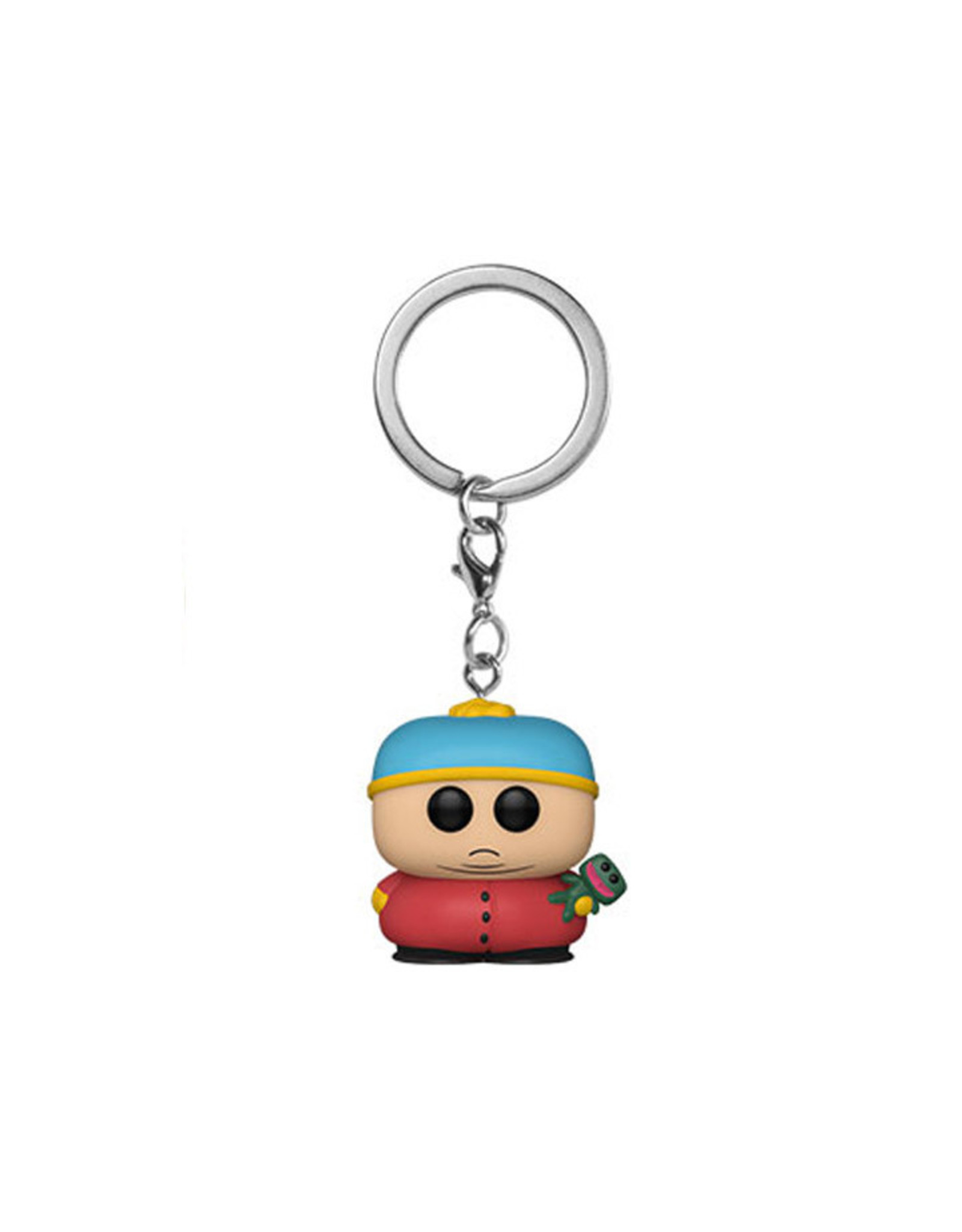 Funko Pocket Pop! Keychain: South Park - Cartman with Clyde