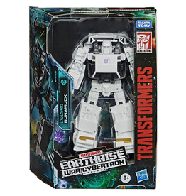 Hasbro Transformers War for Cybertron: Earthrise Deluxe Runamuck