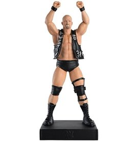 Eaglemoss WWE Figurine Championship Collection #34 Stone Cold Steve Austin
