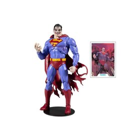 McFarlane Toys Batman/Superman DC Multiverse Superman The Infected Action Figure (Collect to Build: The Merciless)
