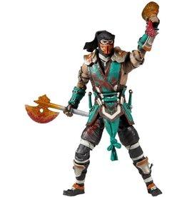 McFarlane Toys Mortal Kombat XI Sub-Zero (Bloody Frozen Over Ver.) Action Figure