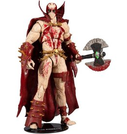 McFarlane Toys Mortal Kombat XI Spawn (Blood Feud Hunter Ver.) Action Figure