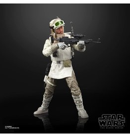 "Hasbro Star Wars 40th Anniversary The Black Series 6"" Hoth Rebel Soldier (Empire Strikes Back)"