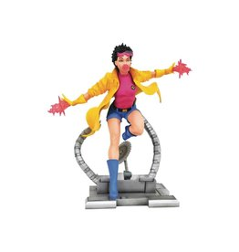 Diamond Select Toys Marvel Gallery Jubilee (Comic) NYCC 2020 Exclusive Statue Figure