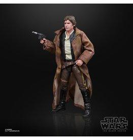 "Hasbro Star Wars: The Black Series 6"" Han Solo (Return of the Jedi) Figure"