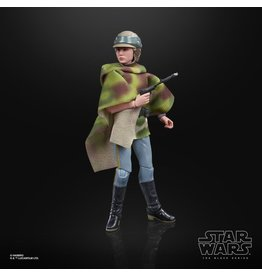 "Hasbro Star Wars: The Black Series 6"" Princess Leia (Return of the Jedi) Figure"