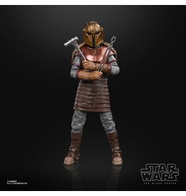 "Hasbro Star Wars: The Black Series 6"" The Armorer (The Mandalorian)"