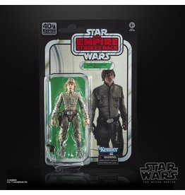 "Hasbro Star Wars 40th Anniversary The Black Series 6"" Luke Skywalker (Bespin)"