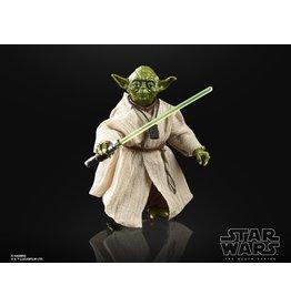 "Hasbro Star Wars 40th Anniversary The Black Series 6"" Yoda (Empire Strikes Back)"