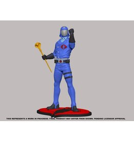 PCS G.I. Joe Cobra Commander 1/8 Scale Statue