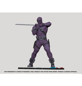 PCS G.I. Joe Snake Eyes 1/8 Scale Statue