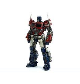 Threezero Bumblebee DLX Scale Collectible Series Optimus Prime