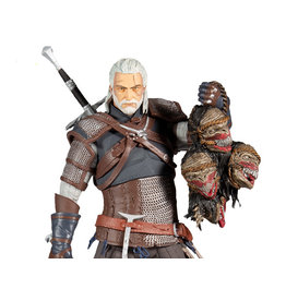 "McFarlane Toys The Witcher Geralt of Rivia 12"" Deluxe Figure"