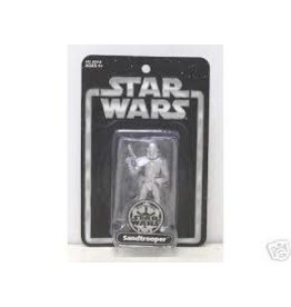 Hasbro Star Wars Exclusives Sandtrooper Exclusive Action Figure [Silver]