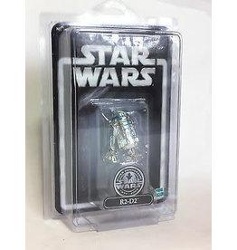 Hasbro Star Wars R2-D2 Silver Anniversary Action Figure