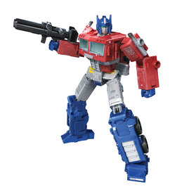 Hasbro Transformers War for Cybertron Series Optimus Prime Battle 3-Pack