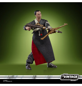 Hasbro Star Wars the Vintage Collection Chirrut Îmwe Toy 3.75-inch-Scale Action Figure