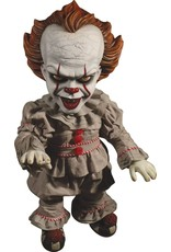 Mezco It 2017 15 inch Mega Scale Talking Pennywise
