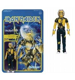 Super7 Iron Maiden ReAction Life After Death Risen Eddie Action Figure