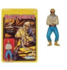 Super7 Iron Maiden ReAction Piece Of Mind Asylum Eddie Action Figure