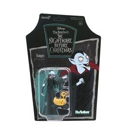 Super7 Tim Burton's The Nightmare Before Christmas ReAction Figures Wave 1 - Vampire