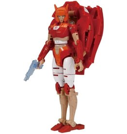 Hasbro Transformers Generations War for Cybertron Series-Inspired Deluxe Elita-1 Action Figure