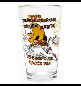 PopFun Merchandising Looney Tunes Speedy Gonzalez Toon Tumbler Pint Glass