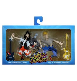 NECA Bill & Ted Toony Classics Bill & Ted Two-Pack
