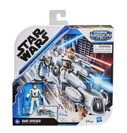 Hasbro Star Wars Mission Fleet Expedition Class Jedi Speeder Chase Set