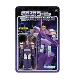 Super7 Transformers ReAction Wave 3 - Blitzwing