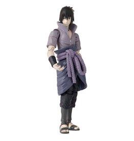 Bandai Anime Heroes Naruto Uchiha Sasuke Action Figure