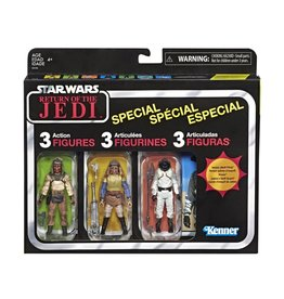Hasbro Star Wars: The Vintage Collection Skiff Guard Three-Pack