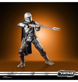 Hasbro Star Wars: The Vintage Collection The Mandalorian (Beskar Armor)